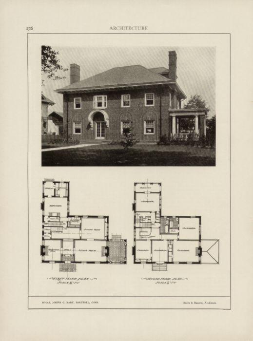 Deco Dog S Ephemera Architecture 5