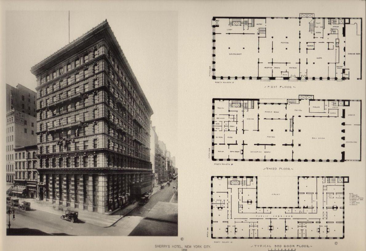Deco Dog S Ephemera New York Amp New Jersey Architecture