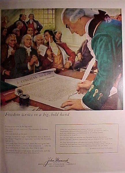 the declaration of independence signing. SIGNING THE DECLARATION OF