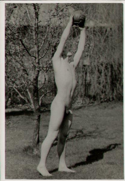 Vintage Male - nude photos