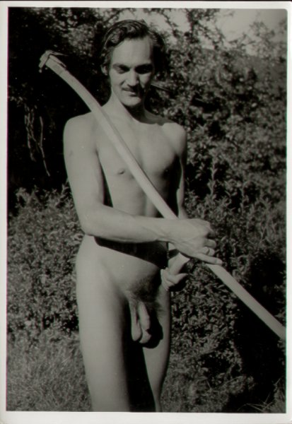 Vintage Male - nude photos