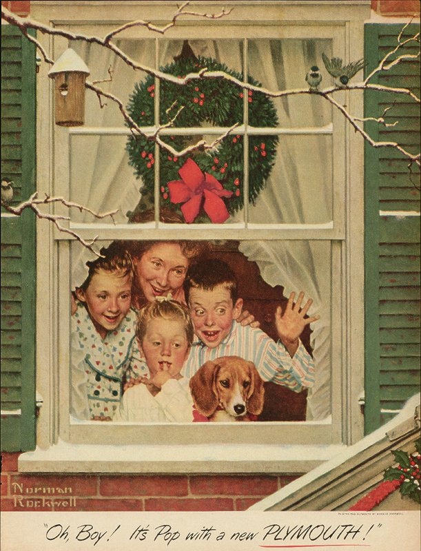 Are You Wishing For A Norman Rockwell Christmas? - 1Branson.com